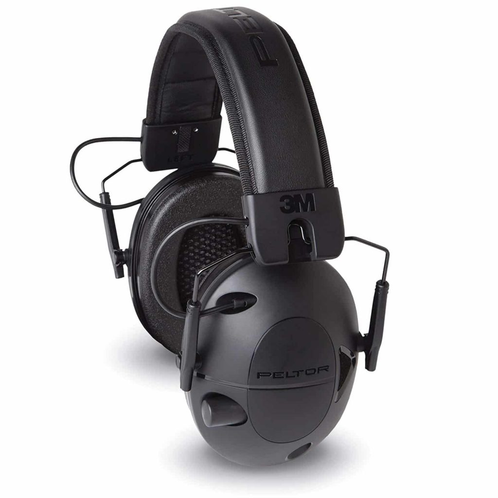 Peltor Sport Tactical 100 Electronic Hearing Protector